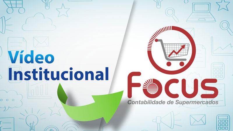 Vídeo Institucional para a Focus